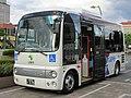 Yamanashi City Bus at Yamanashishi Station 02.jpg