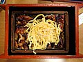 Yanagawa eel steamed in a basket.JPG