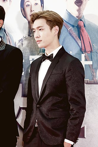 Lay (entertainer) - Zhang Yixing in July 2017