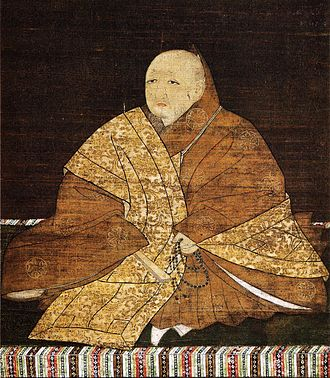Ashikaga Yoshimitsu - Image: Yoshimitsu Ashikaga cropped