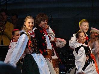 Polish folk dances - Gorals of Żywiec (2008)
