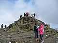 Yr Wyddfa summit - geograph.org.uk - 1022196.jpg