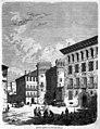 Zaragoza antigua, plaza del Mercado, en El Museo Universal.jpg