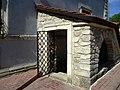 Zbarazh Ternopilska-castle-museum of tortures-entrance.jpg