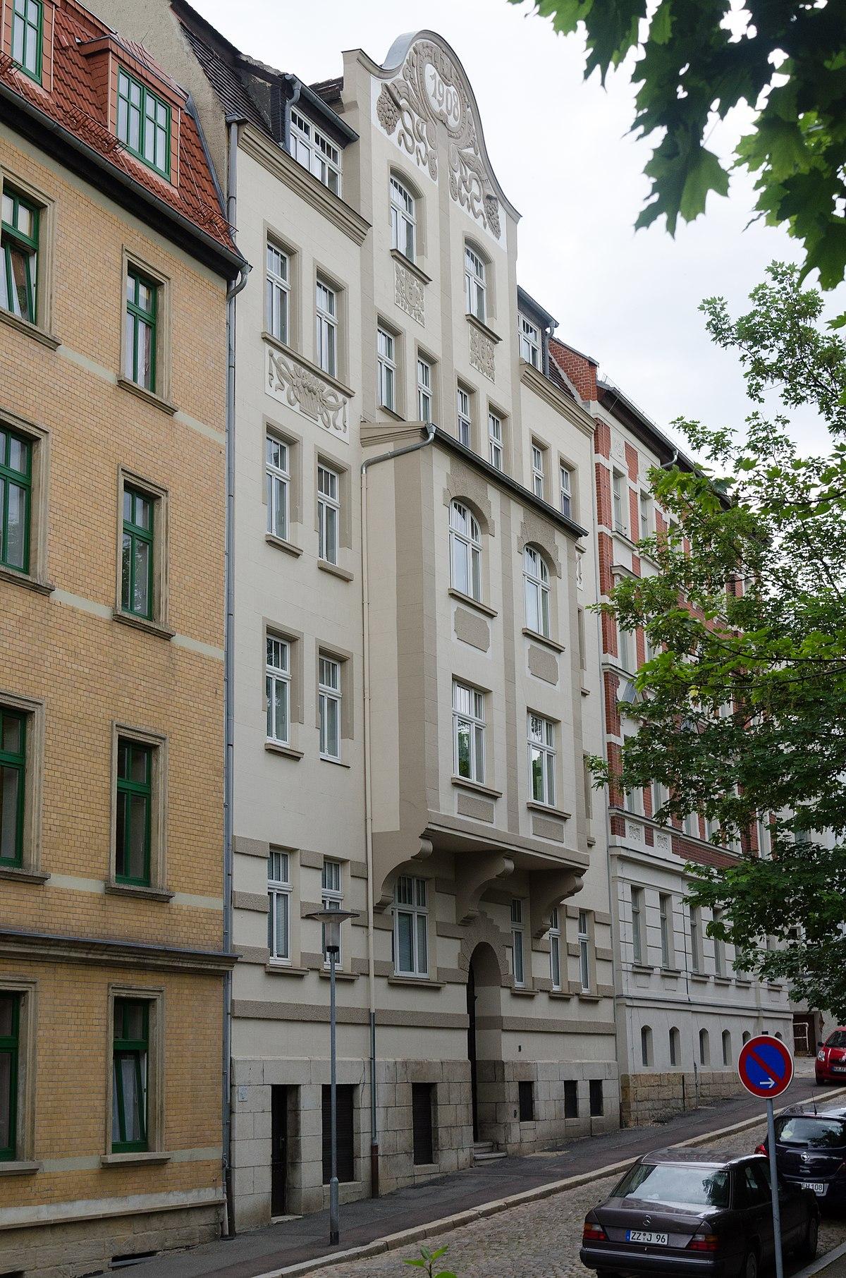 Thomas Mann Straße