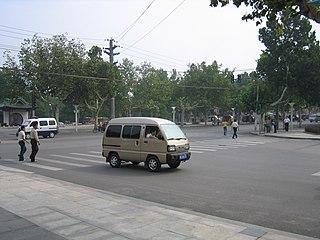 Zhangqiu District District in Shandong, Peoples Republic of China