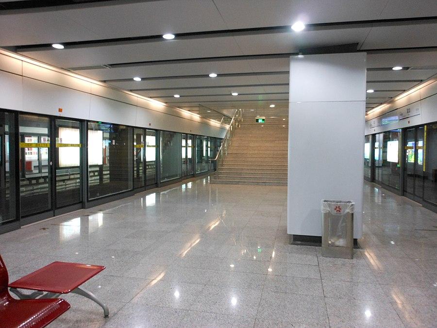 Zhenru station