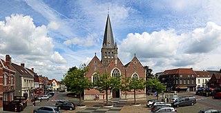 Zomergem,  Flanders, Belgium