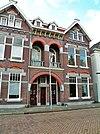 foto van Dubbel woonhuis in Art Nouveau-stijl