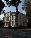 foto van Herenhuis in eclectische bouwstijl met neo-renaissancistische en Art Nouveau-elementen