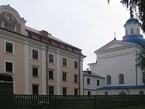 Zhyrovichy Monastery