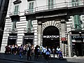 """Nunziatura Apostolica"" Palace (1585) in Naples, frequented by Giacomo Leopardi (34971533050).jpg"