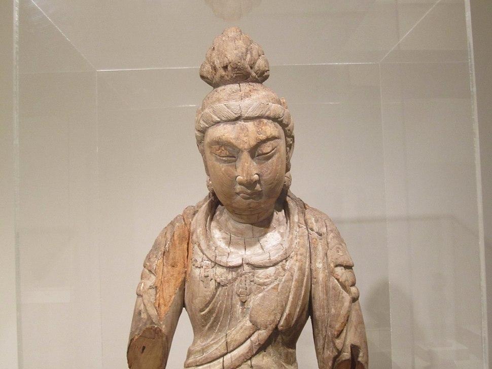 """Standing Bodhisattva"" in Brooklyn Museum IMG 3868"