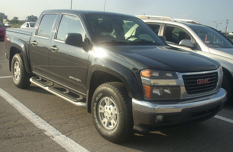 Gmc Canyon Crew Cab Bed Size