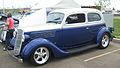 '30s custom, silver on blue.JPG