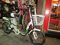 'Battery operated' electric cycle..JPG