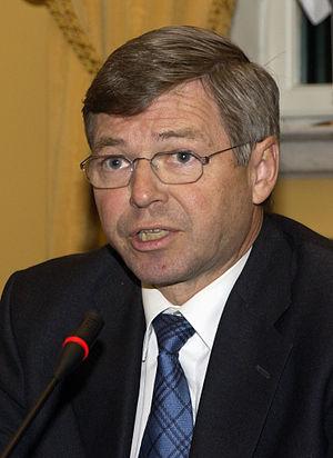 Kjell Magne Bondevik - Image: (Bilden ar tagen vid Nordiska radets session i Oslo, 2003) (1)
