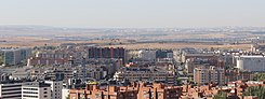 (Ensanche de Vallecas) Ensanche de Vallecas y Santa Eugenia (cropped).JPG