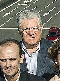 (Jesús Moreno Sánchez) Presentación Candidatura del PP al ayuntamiento de Madrid (2015) (cropped).jpg
