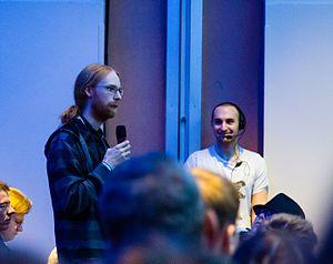 Minecraft mods - In 2012, Mojang organized a panel on modding at Minecon 2012, where Minecraft's lead developer Jens Bergensten held a talk.