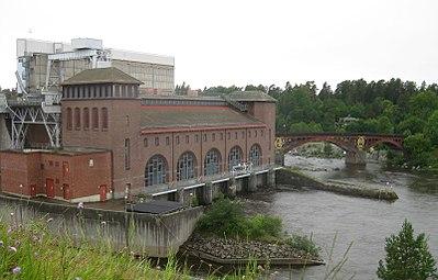 Kraftverket i Älvkarleby