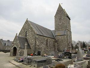 Église Saint-Martin de Monthuchon