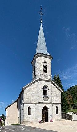 Église Saint-Michel de Lélex en août 2020 (2).jpg