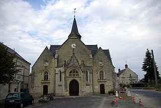 La Chapelle-sur-Loire Commune in Centre-Val de Loire, France