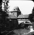 Övertäckt bro i stadsmuren, Nürnberg - TEK - TEKA0117632.tif