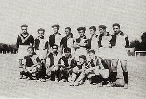 İstanbulspor A.Ş. - Istanbulspor 1931–32 Istanbul Football League Champion