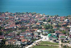 İznik - Image: İznik ve surlar