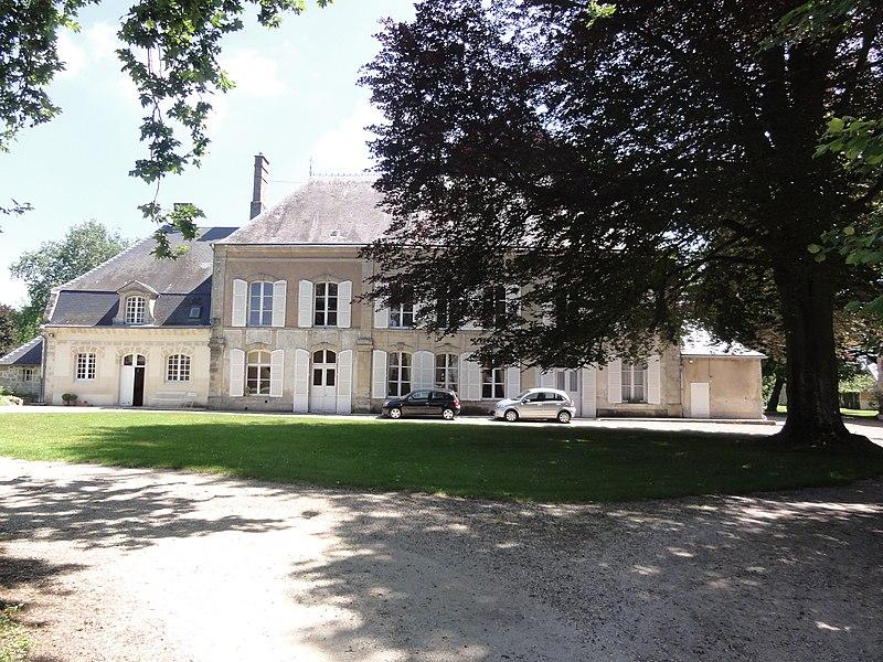 Œuilly (Aisne) Château