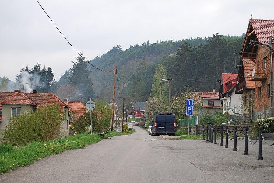 Županovice (Příbram District)