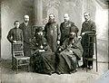 Архиепископ Сергий (Страгородский), епископ Киприан (Шнитиков) и его родсвенники.jpg