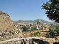 Вид на Судак со стены Генуэзской крепости - panoramio.jpg