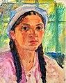 Девочка в панамке (Картина В.Э. Вильковиской).jpg