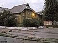 Зворотня сторона Котедж-1923-24 рр.Харків-пр.Байкальський, 5 - северная сторона2.jpg