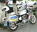 Мотоцикл Дорожной Полиции МВД РК-.JPG