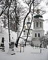 Некрополь у Ильинского монастыря. Чернигов.JPG