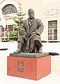 Памятник В.А. Гиляровскому в Москве.jpg