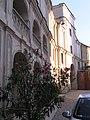Прибрамний корпус кармелітського монастиря в Бердичеві..JPG