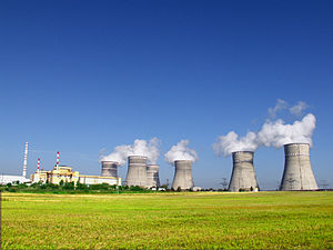 Energy in Ukraine - Rivne Nuclear Power Plant