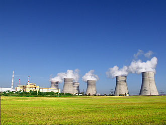 Rivne Nuclear Power Plant - Image: РАЭС. Украина