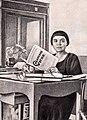Сейфуллина Лидия Николаевна с журналом Сибирские огни.jpg