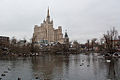 Сталинские высотки -Vysotka skyscraper (Seven Sisters) -5Dec2009.jpg