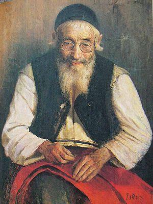 Yehuda Pen - Image: Стары шавец