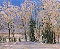 С. Ю. Жуковский. Свежий снег. 1912.jpg