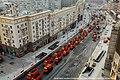 Укладка асфальта на Тверской улице в Москве (2016) · 4.jpg