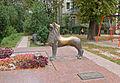 Фонтан Лев Киев 2012 02.JPG