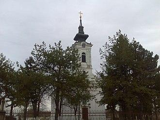 Kać - Image: Црква Св. Николаја Каћ
